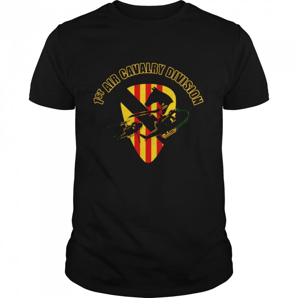 1st Air Cavalry Division shirt