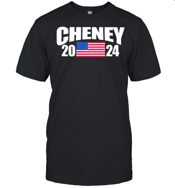Cheney american 2024 shirt
